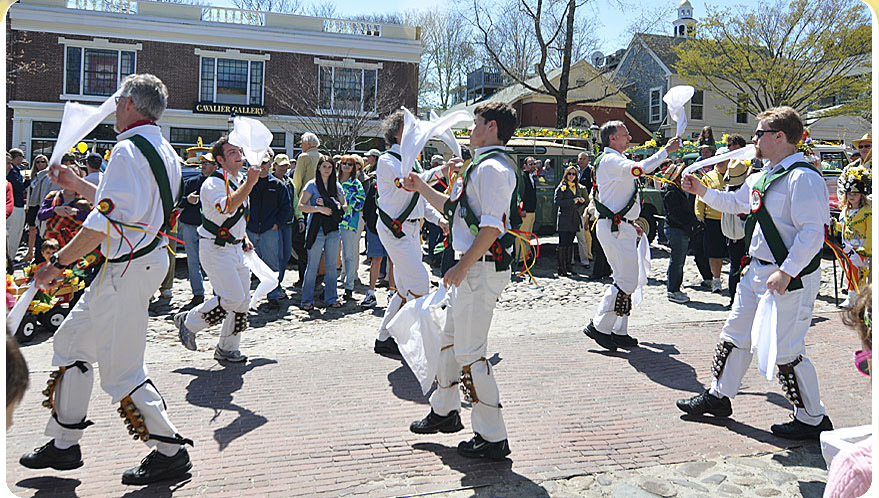 Daffodil Festival on Nantucket