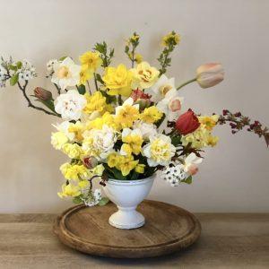 2021 Daffodil Arrangement Winner